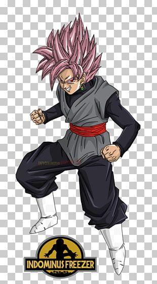 Goku Black Vegeta Super Saiyan PNG