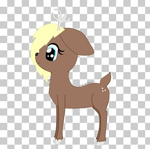 Puppy Reindeer Horse Pony Donkey PNG
