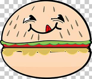 Hamburger Fast Food French Fries Hot Dog Cheeseburger PNG