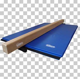 Mat Balance Beam Gymnastics Tumbling Sport PNG