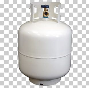 Propane Gas Cylinder Liquefied Petroleum Gas Barbecue PNG