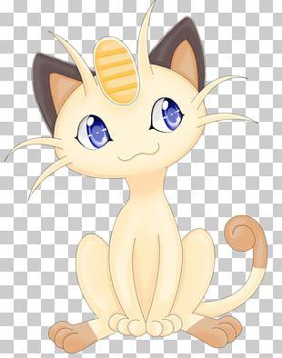 Whiskers Kitten Meowth Pokémon Sun And Moon PNG