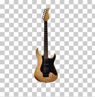 ESP LTD EC-1000 Electric Guitar ESP Guitars Neck PNG
