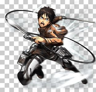 A.O.T.: Wings Of Freedom Eren Yeager Attack On Titan PlayStation 4 PNG
