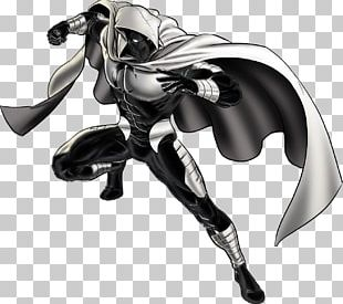 Marvel: Avengers Alliance Moon Knight Spider-Man Wikia PNG