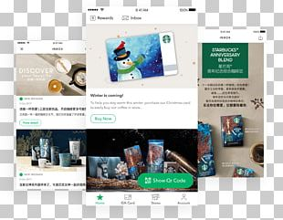 Starbucks Coffee Gift Card Graphic Design Brand PNG