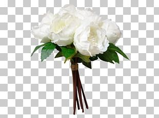 Garden Roses Peony Cut Flowers Flower Bouquet Floral Design PNG