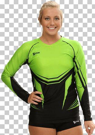 Jersey T-shirt Sleeve Uniform Volleyball PNG