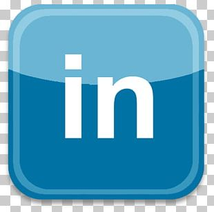 Social Media Social Network LinkedIn Logo Netwerk PNG
