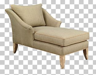 Chaise Longue Club Chair Foot Rests Couch Comfort PNG