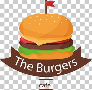 Hamburger Cheeseburger Fast Food Logo PNG
