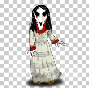 La Llorona Legend Drawing Latin America PNG