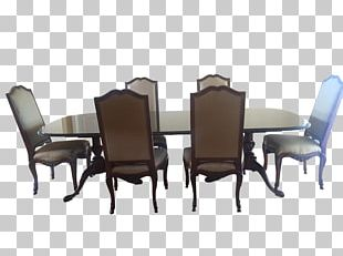 Dining Room Chair Table Furniture PNG