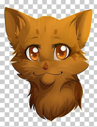 Popular Cat Names Warriors ThunderClan Dawn PNG