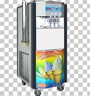 Ice Cream Makers Refrigerator Frozen Yogurt PNG