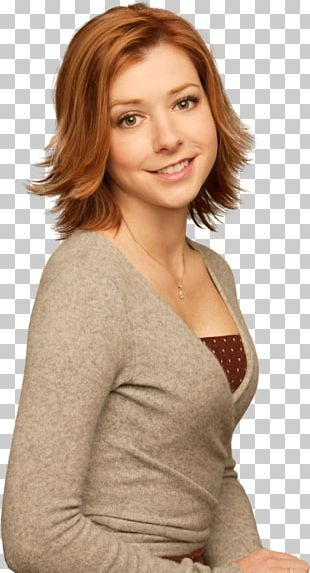 Alyson Hannigan How I Met Your Mother Lily Aldrin Marshall Eriksen Television Show PNG