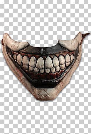 Horror Jaws Snapchat Filter PNG