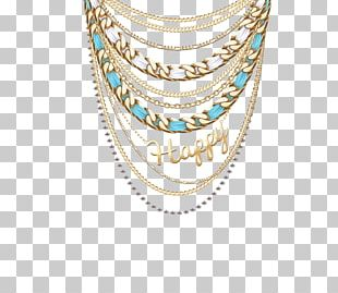 Necklace Jewellery Jewelry Design PNG