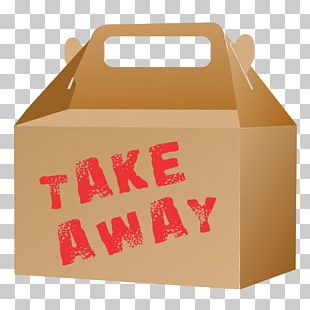 Take-out Packaging And Labeling Bento Restaurant Box PNG