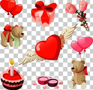 Valentine's Day February 14 PNG