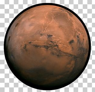 Valles Marineris Tharsis Earth Planet Canyon PNG