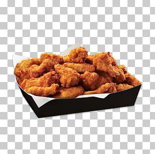 Chicken Nugget Chicken Fingers Buffalo Wing Fried Chicken Krystal PNG