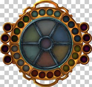 Metal Pattern Circle M RV & Camping Resort PNG