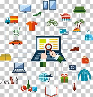 Online Shopping PNG