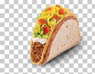 Taco Fast Food Burrito Hamburger Junk Food PNG