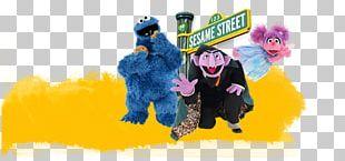 Big Bird Elmo Cookie Monster Abby Cadabby Sesame Workshop PNG