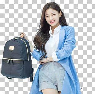 Kim Yoo-jung Samsonite Bag Advertising Fila PNG