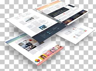 Page Layout Sidebar Information PNG