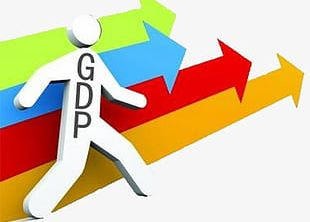 Green And Red Arrows Per Capita Gdp PNG