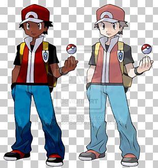 Pokémon FireRed And LeafGreen Pokémon Red And Blue Pokémon Yellow Pokémon Trainer PNG