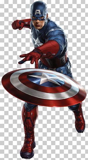 Captain America Iron Man Black Widow The Avengers PNG