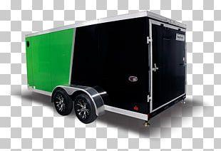 Trailer Car Motor Vehicle Pickup Truck PNG