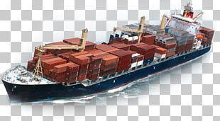 Water Transportation Cargo Ship Cargo Ship Container Ship PNG