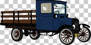 Ford Model TT Car Pickup Truck Ford Model A Vehicle PNG