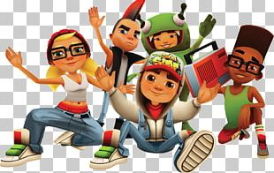 Subway Surfers Coloring Book Draw And Coloring Drawing Subway Surf 3D PNG