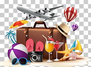 Travel Summer Vacation Beach PNG