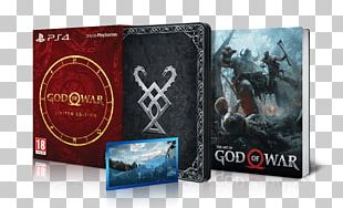 God Of War III Video Game Special Edition PlayStation 4 PNG