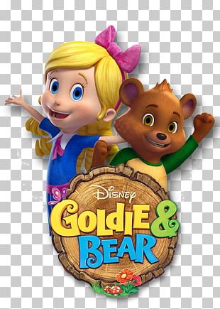 Goldie & Bear Disney Junior Birthday Goldilocks And The Three Bears PNG