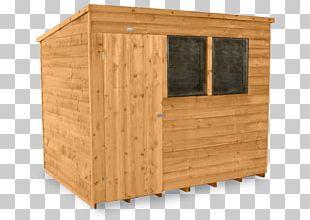 Shed Garden Furniture Garden Buildings Hardwood PNG