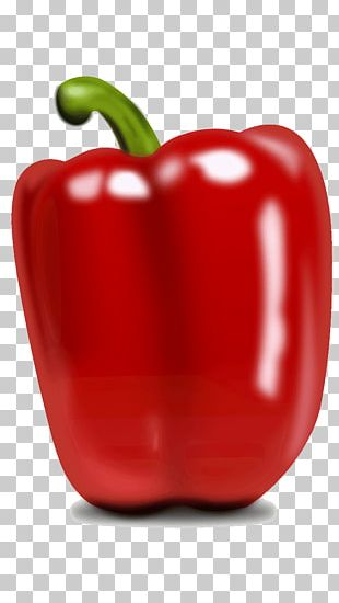 Chili Pepper Cayenne Pepper Bell Pepper Paprika Peperoncino PNG