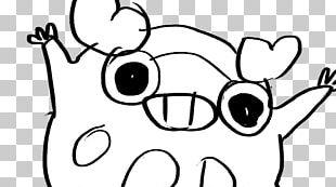 Eye Visual Arts Illustration Mammal PNG