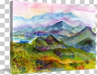 Watercolor Painting Landscape Painting Art Landscape Photography PNG