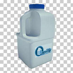Milk Bottle Milk Bottle 3D Modeling 3D Computer Graphics PNG