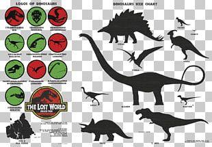 The Lost World Jurassic Park Dinosaur Film Art PNG