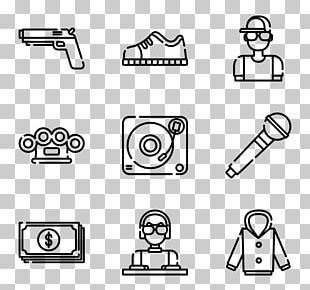 Computer Icons Hip Hop Music Rapper PNG