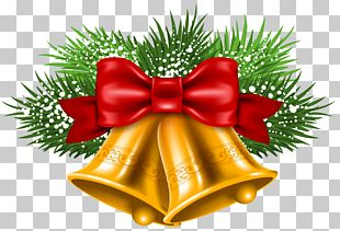Jingle Bell Christmas PNG